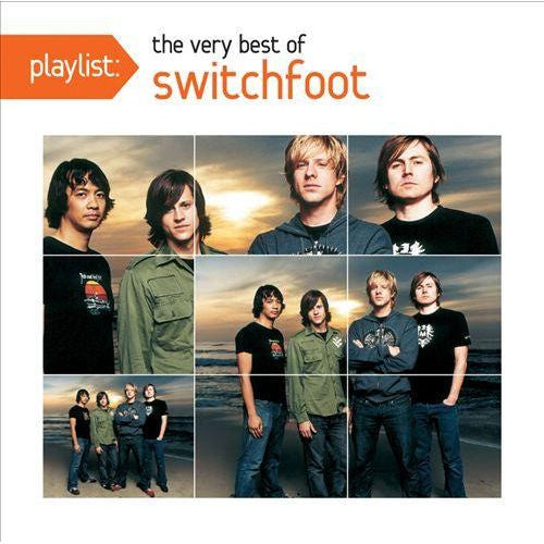 Switchfoot: Playlist: The Very Best of Switchfoot CD