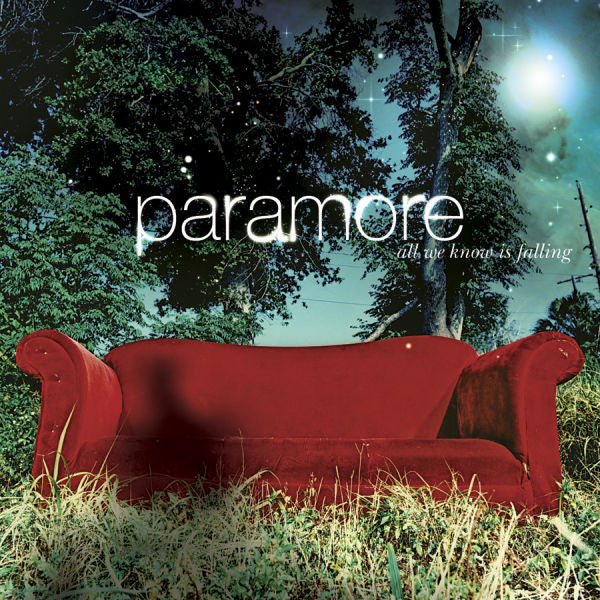 Paramore: All We Know Is Falling CD