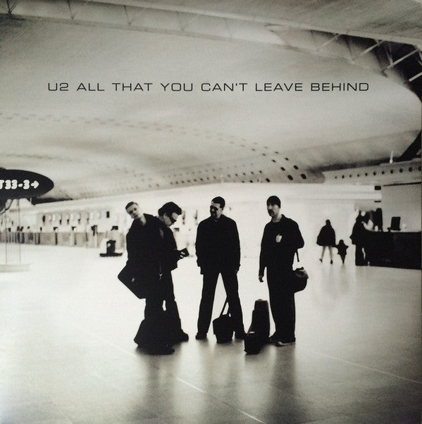 U2: All That You Can't Leave Behind Vinyl LP