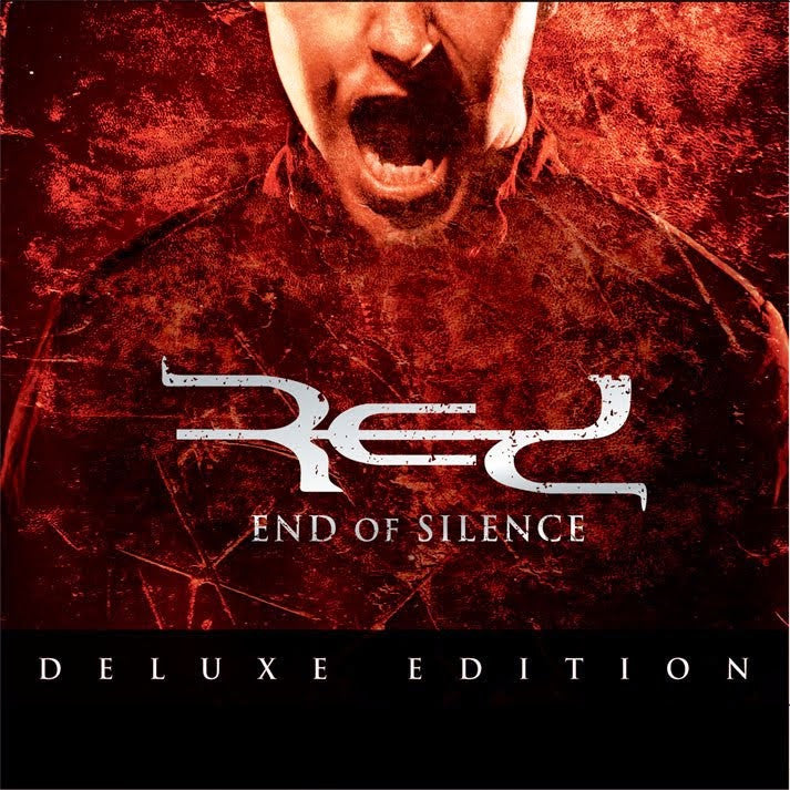 Red: End of Silence Deluxe Edition CD/DVD