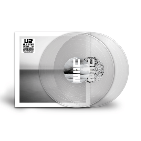 U2: No Line On The Horizon Limited Edition Ultra-Clear Vinyl