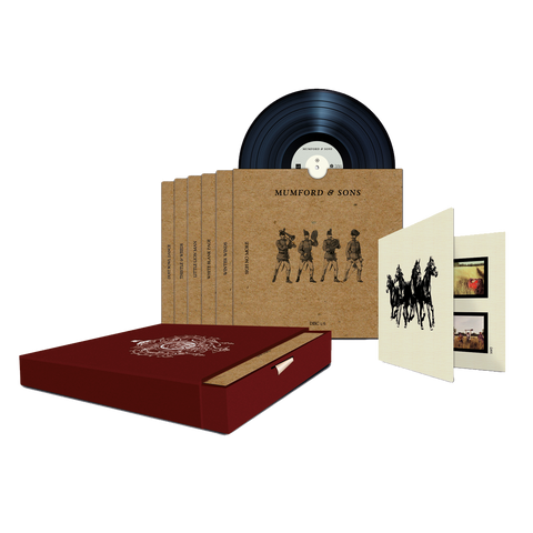 Mumford & Sons: Sigh No More 10th Anniversary Vinyl Box Set