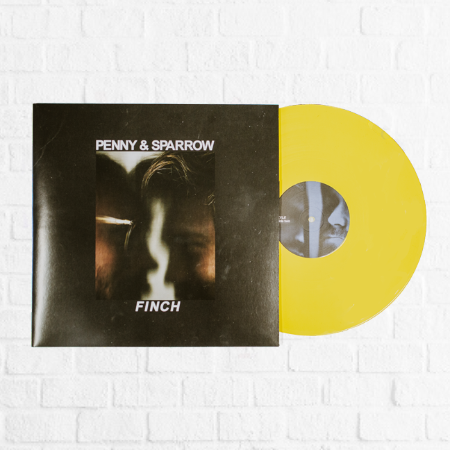 Penny & Sparrow: Finch Vinyl LP (Yellow)