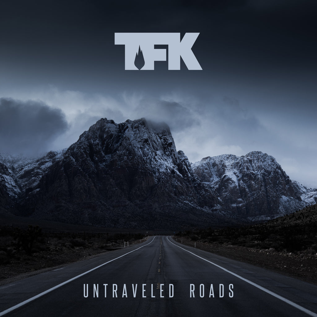 Thousand Foot Krutch: Untraveled Roads - Live CD