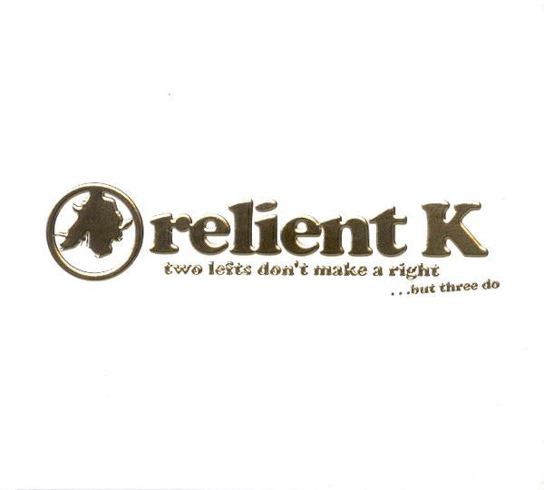 Relient K: Two Lefts Don't Make a Right... (Gold Edition) CD