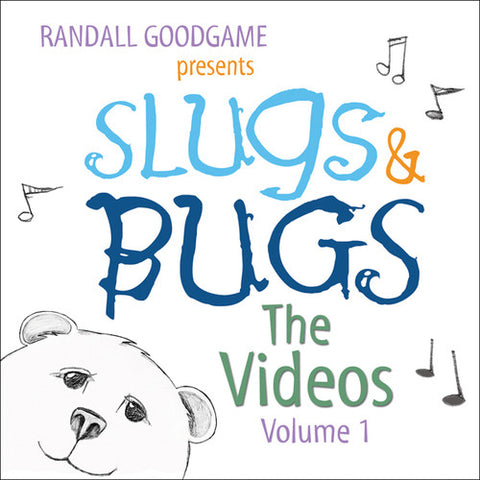 Randall Goodgame: Slugs & Bugs The Videos Vol. 1 DVD