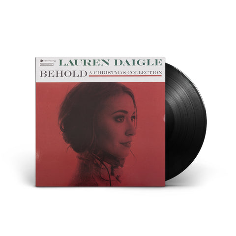 Lauren Daigle: Behold - A Christmas Collection Vinyl LP