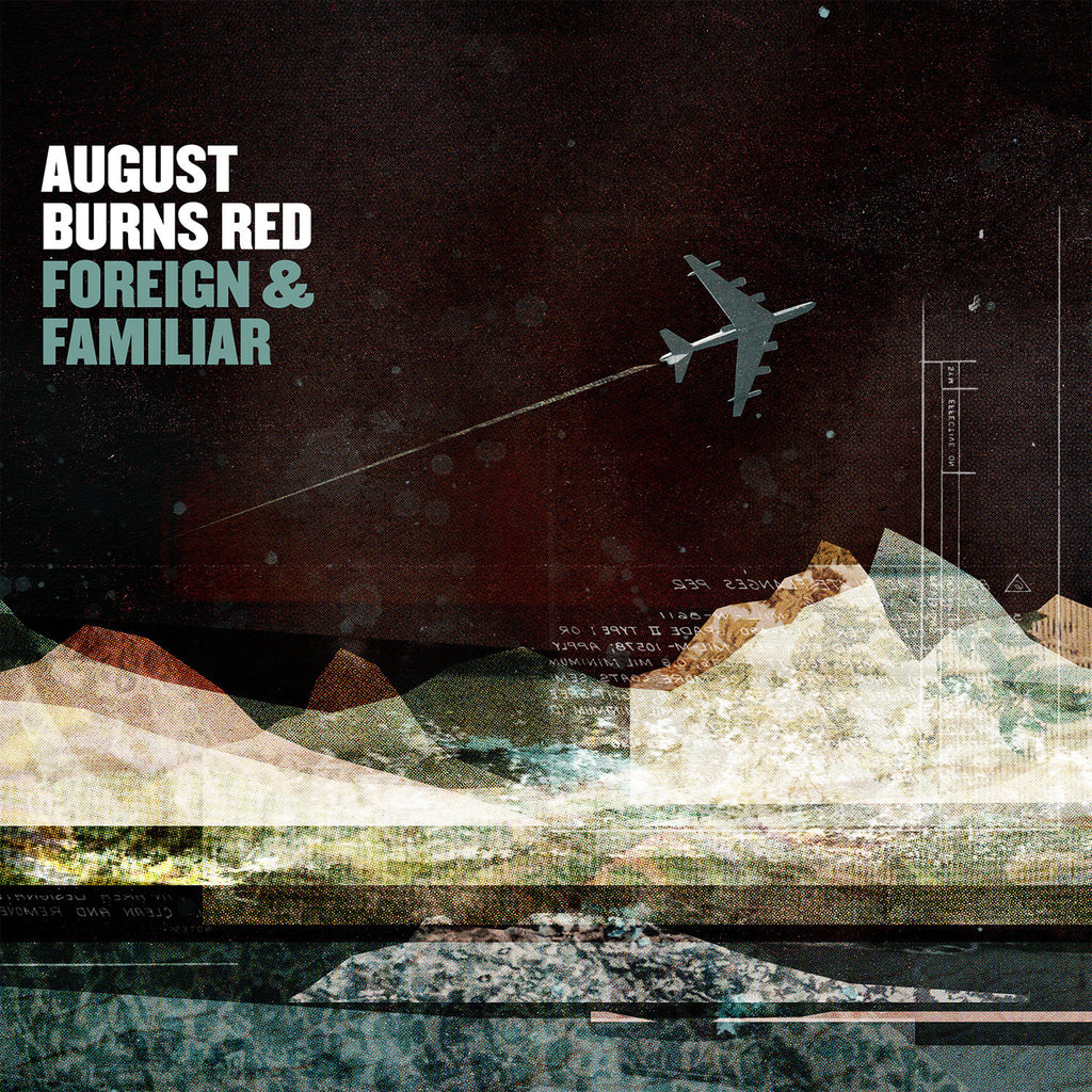 August Burns Red: Foreign & Familiar CD/DVD