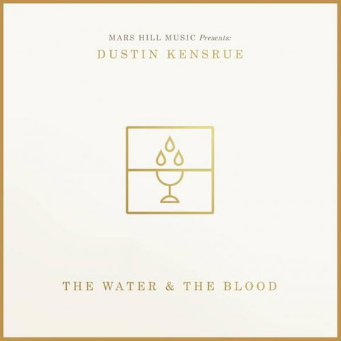 Dustin Kensrue: The Water & the Blood CD