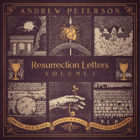 Andrew Peterson: Resurrection Letters Vol. 1 Deluxe Edition CD