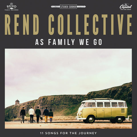 Rend Collective: As Family We Go CD