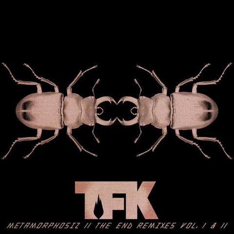 Thousand Foot Krutch: Metamorphosiz: The End Remixes Vol 1 & 2 CD
