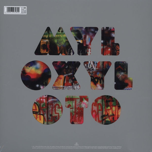 Coldplay: Mylo Xyloto Vinyl LP