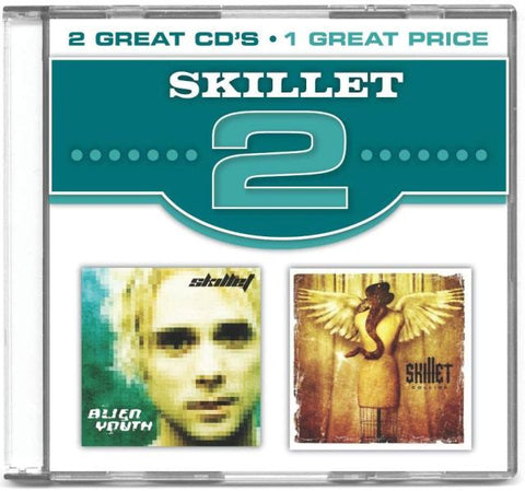 Skillet: Two-For-One - Alien Youth / Collide CD