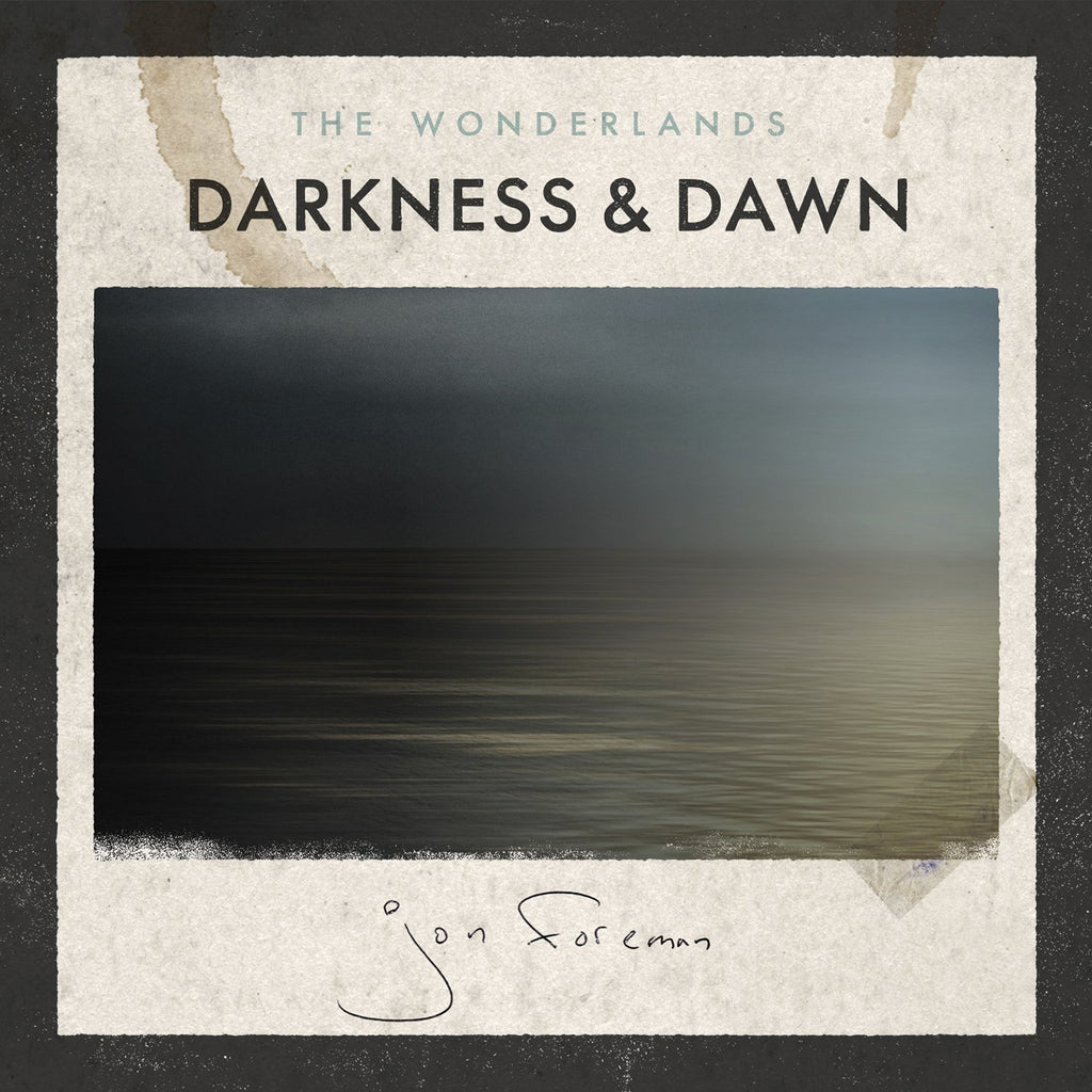 Jon Foreman: The Wonderlands: Darkness & Dawn CD