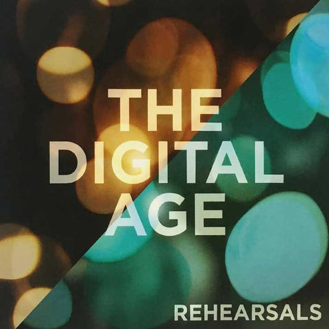The Digital Age: Rehearsals EP CD
