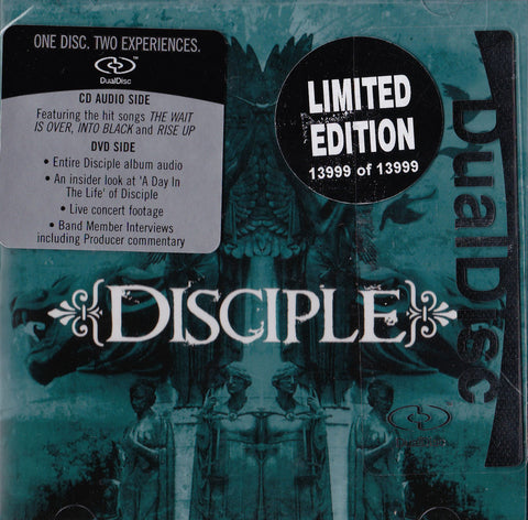 Disciple: Disciple Limited Edition DualDisc