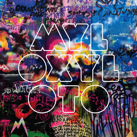 Coldplay: Mylo Xyoto CD