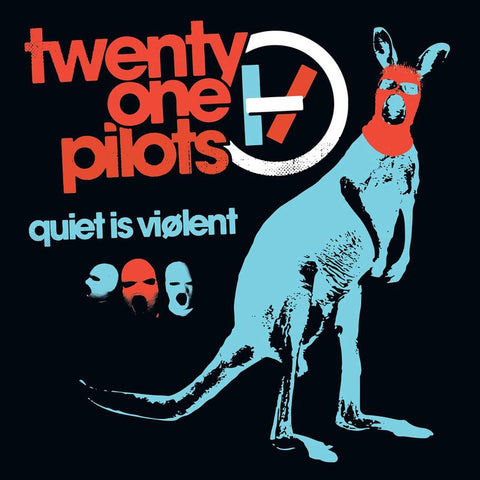Twenty One Pilots: Quiet Is Violent CD (Australian Import)