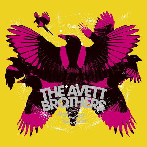 The Avett Brothers: Magpie & The Dandelion Deluxe CD