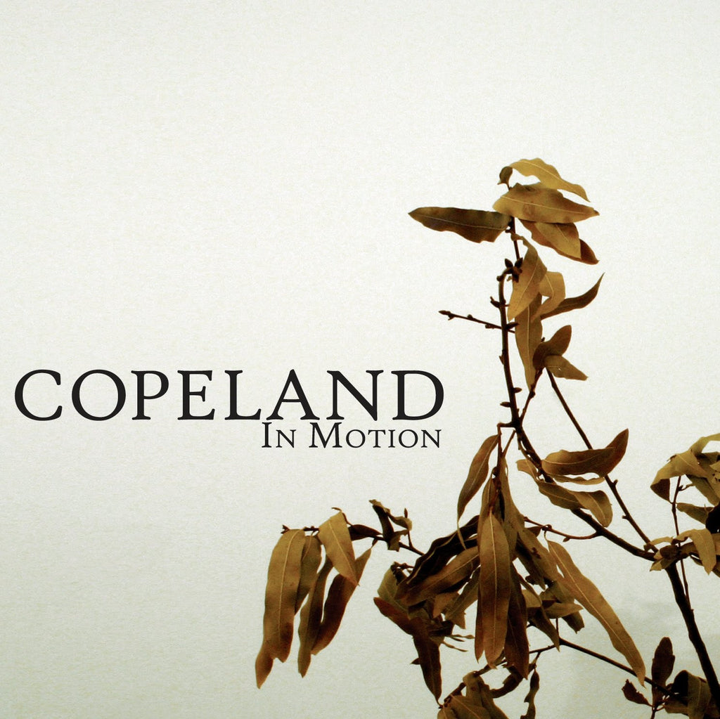 Copeland: In Motion Limited Edition Vinyl LP