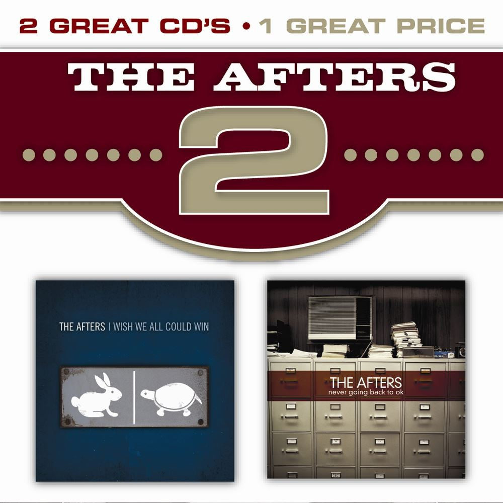 The Afters: 2 for 1 CD