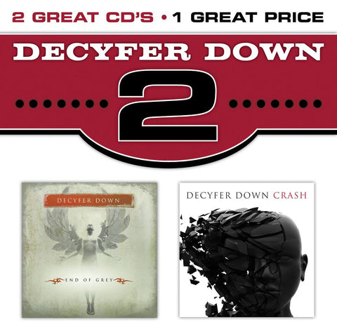 Decyfer Down: 2 for 1 CD