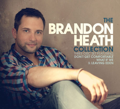 Brandon Heath: The Collection 3 CD set
