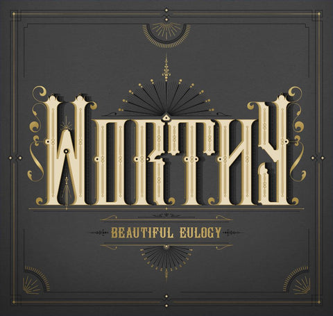 Beautiful Eulogy: Worthy CD
