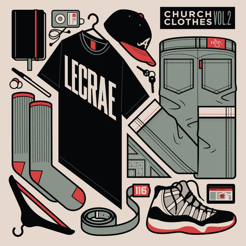 Lecrae: Church Clothes 2 CD