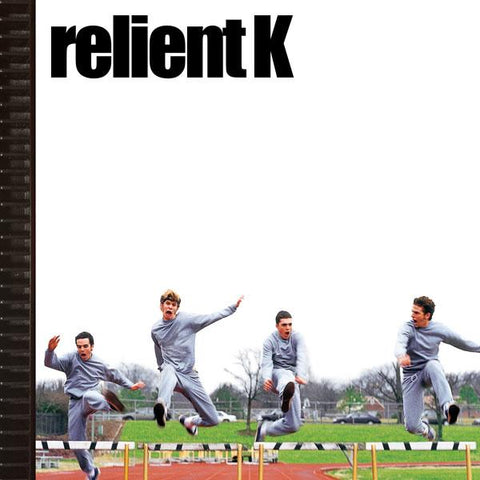 Relient K: Relient K Vinyl LP (Limited Edition, Hand-Numbered)