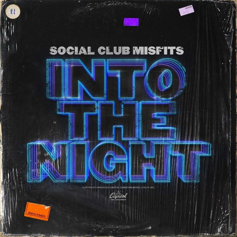 Social Club Misfits: Into The Night CD