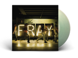The Fray Vinyl Coke Bottle Clear