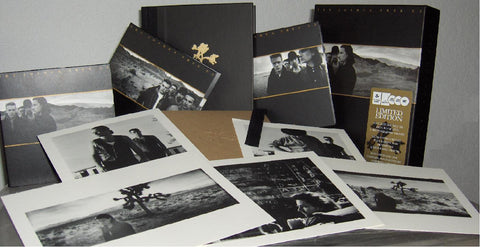 U2: The Joshua Tree Limited Edition Super Box CD/DVD