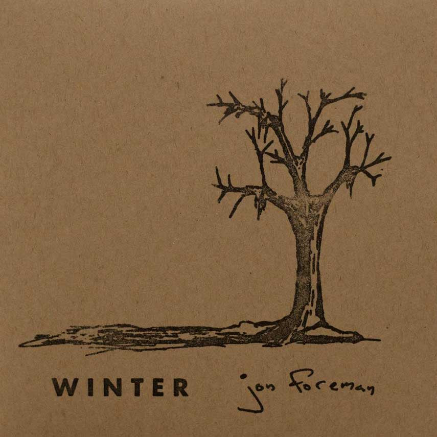 Jon Foreman: Winter EP CD