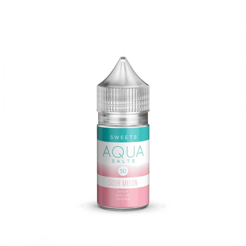 Aqua Salts - Swell 30mL (Previously Sour Melon)