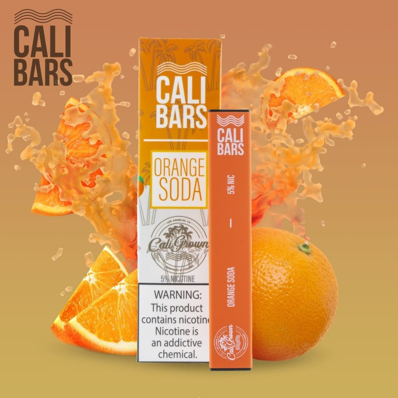 Cali Bars OG Disposable 2%