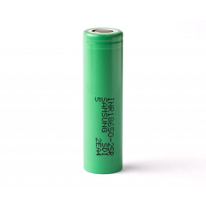 Samsung INR 25R 18650 2500mAh Battery (SINGLE)