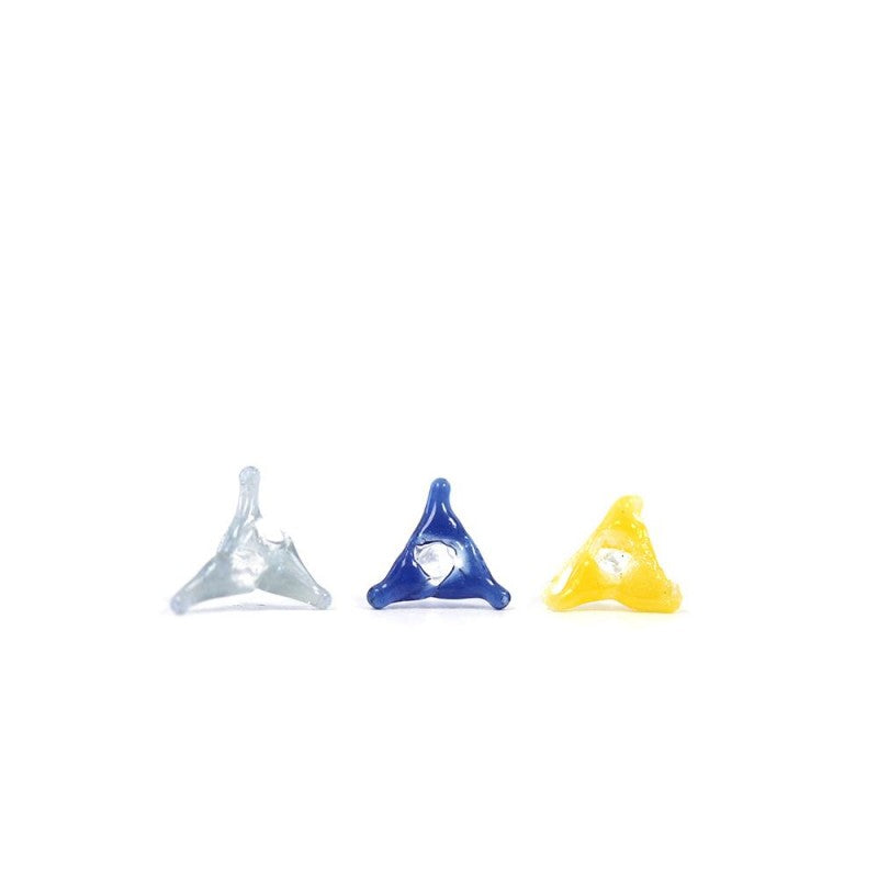 White Rhino Triangle Glass Screens 400ct