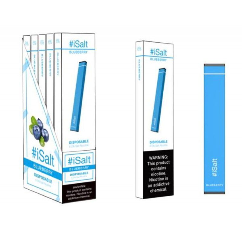 #iSalt Disposable Device 6% (Single)