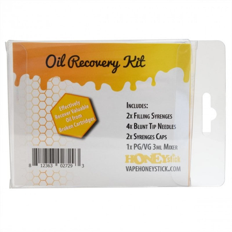 HoneyStick Oil Recovery Kit