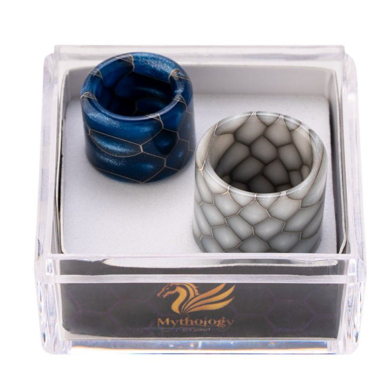 510 / 810 Drip Tips by Mythology E-Cloud (2pk)