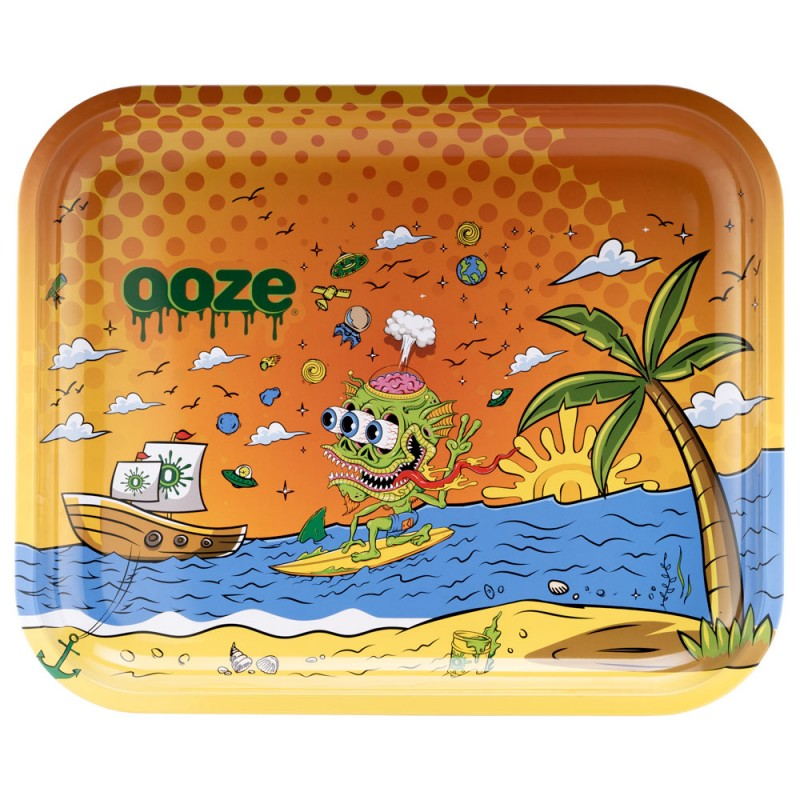 OOZE Rolling Trays - Large Size