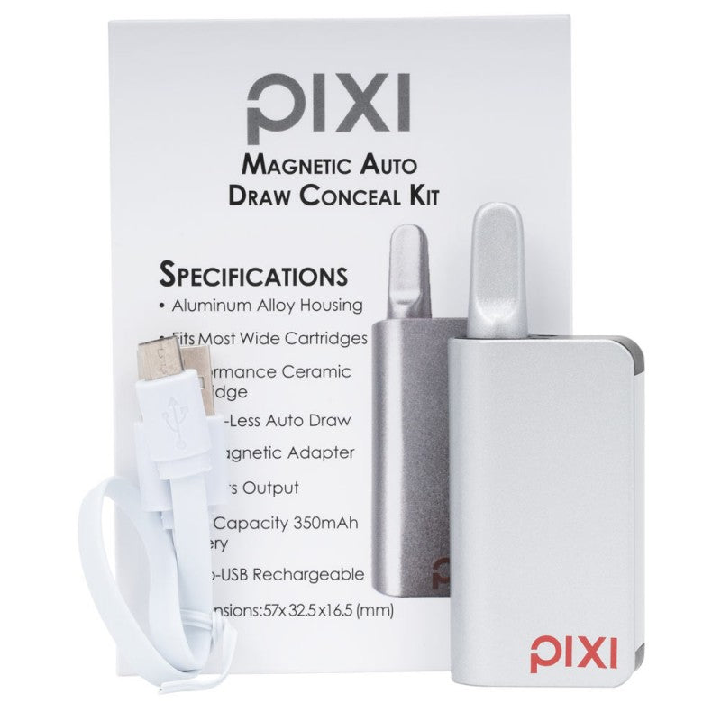 Pixi Vapor Magnetic Auto Draw Conceal Kit