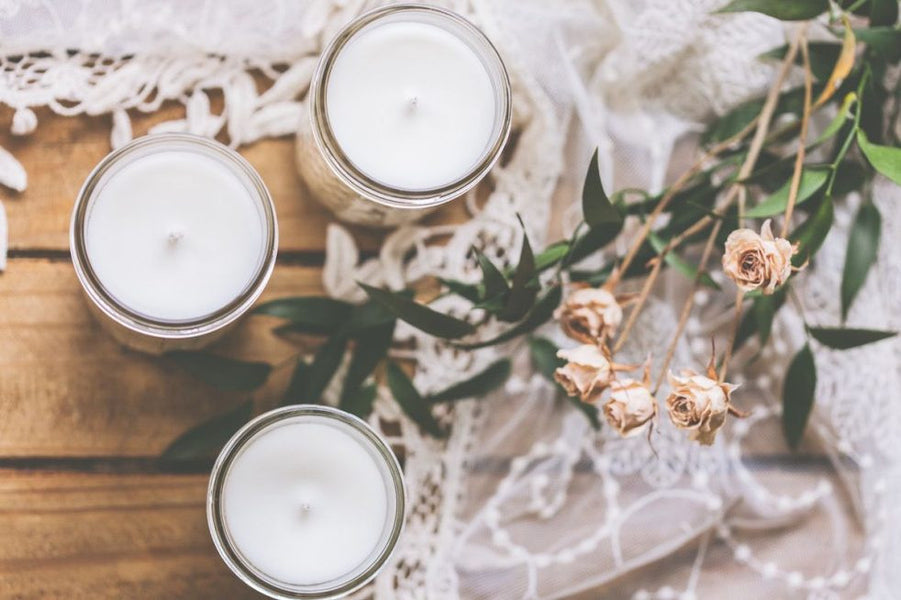 Therapeutic Benefits Of Scented Candles