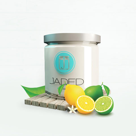 Jaded Candle Soy Wax Scented Candle Citron Mandarin Candle