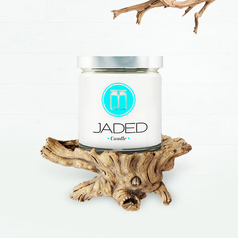 Jaded Candle Soy Wax Scented Candle Driftwood Candle