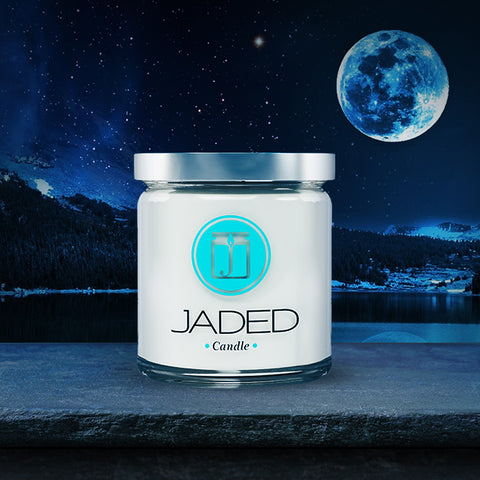 BLUE MOON MUSK CANDLE