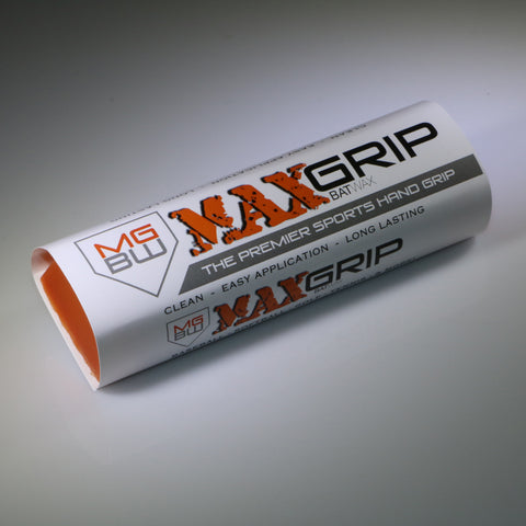 Max Grip Bat Wax - Orange