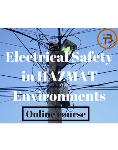 Electrical Safety in HAZMAT Environments